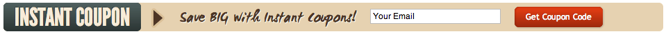 coupon email