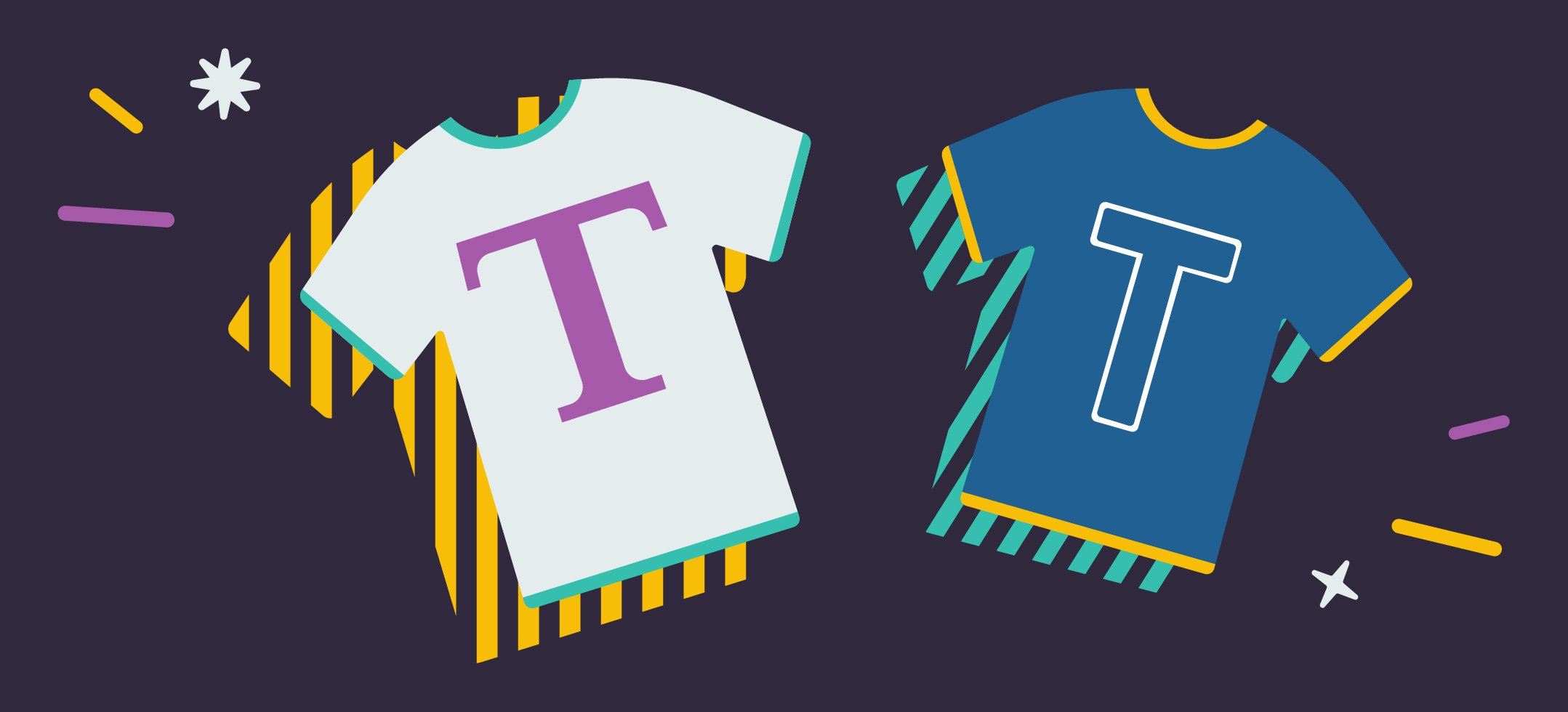 How to Choose the Best Fonts for T-Shirt Designs