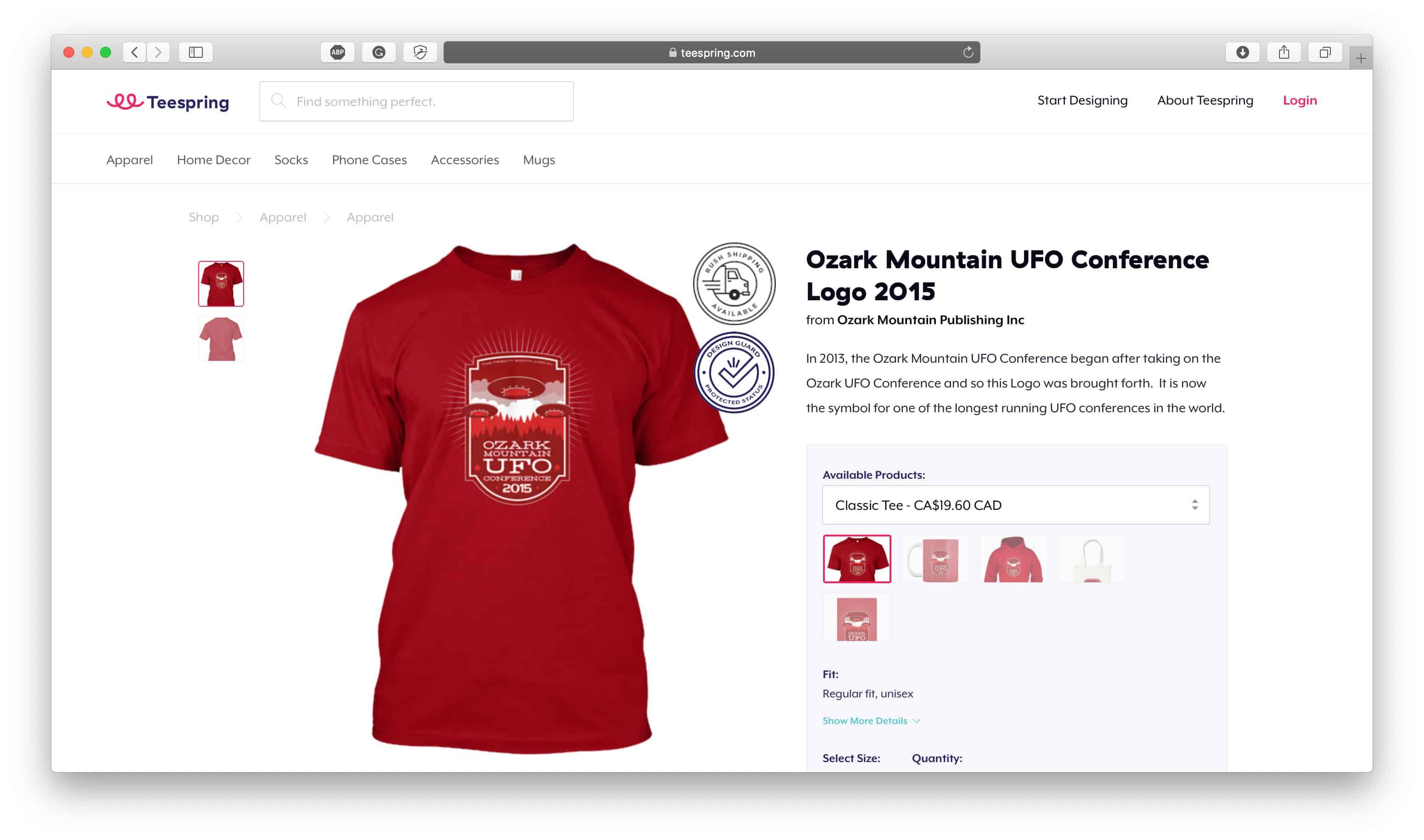 Branded T-Shirt Designs