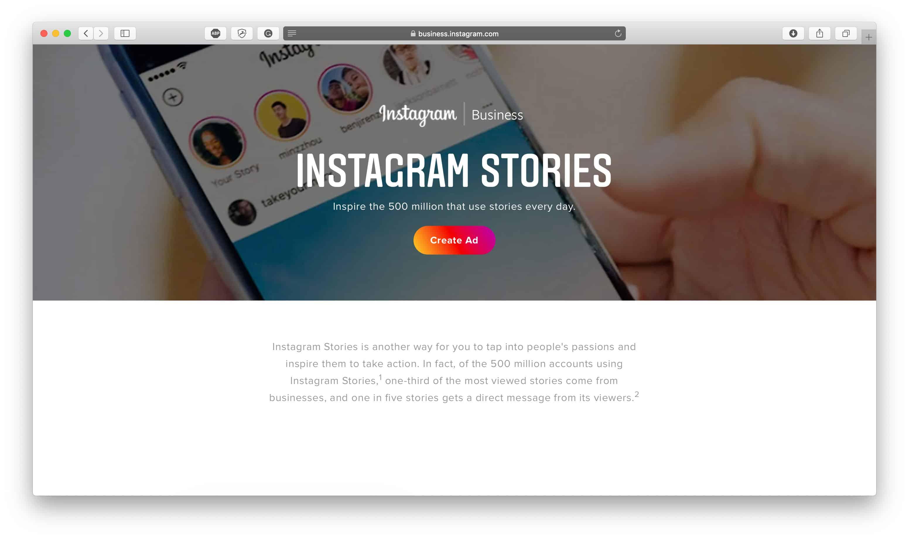 Instagram Story Strategies