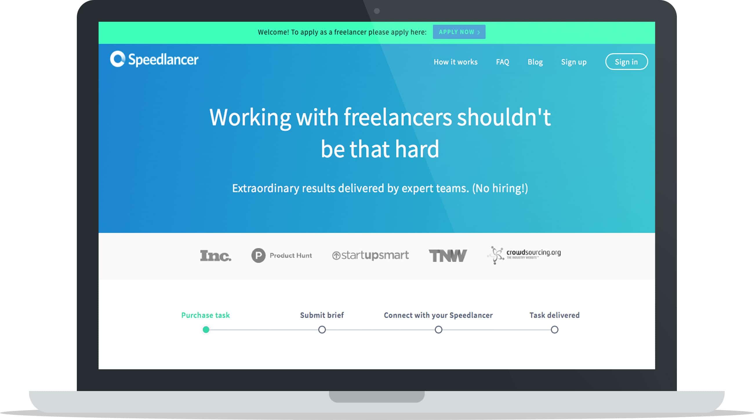 Speedlancer Freelancer Outsourcing for Ecommerce
