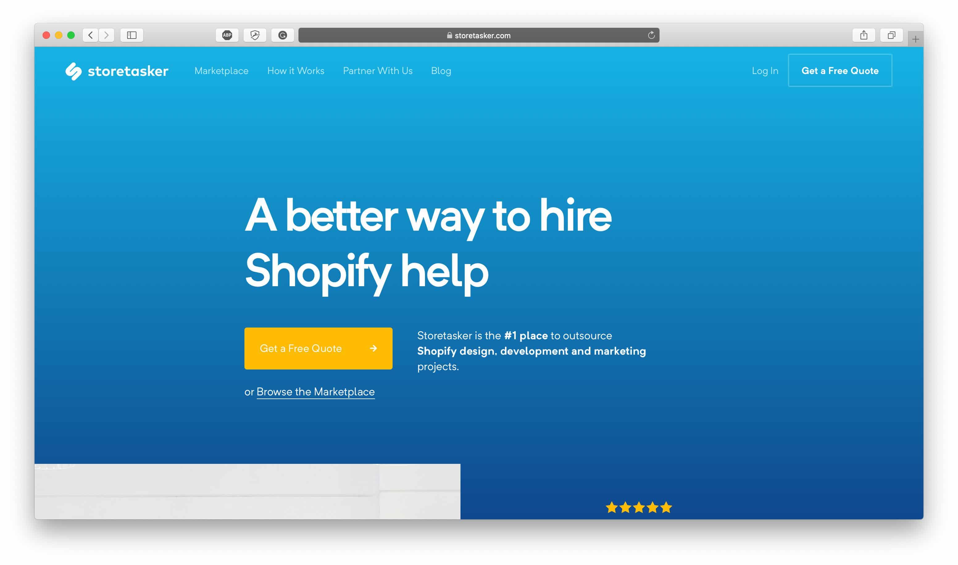 StoreTasker Ecommerce Outsourcing