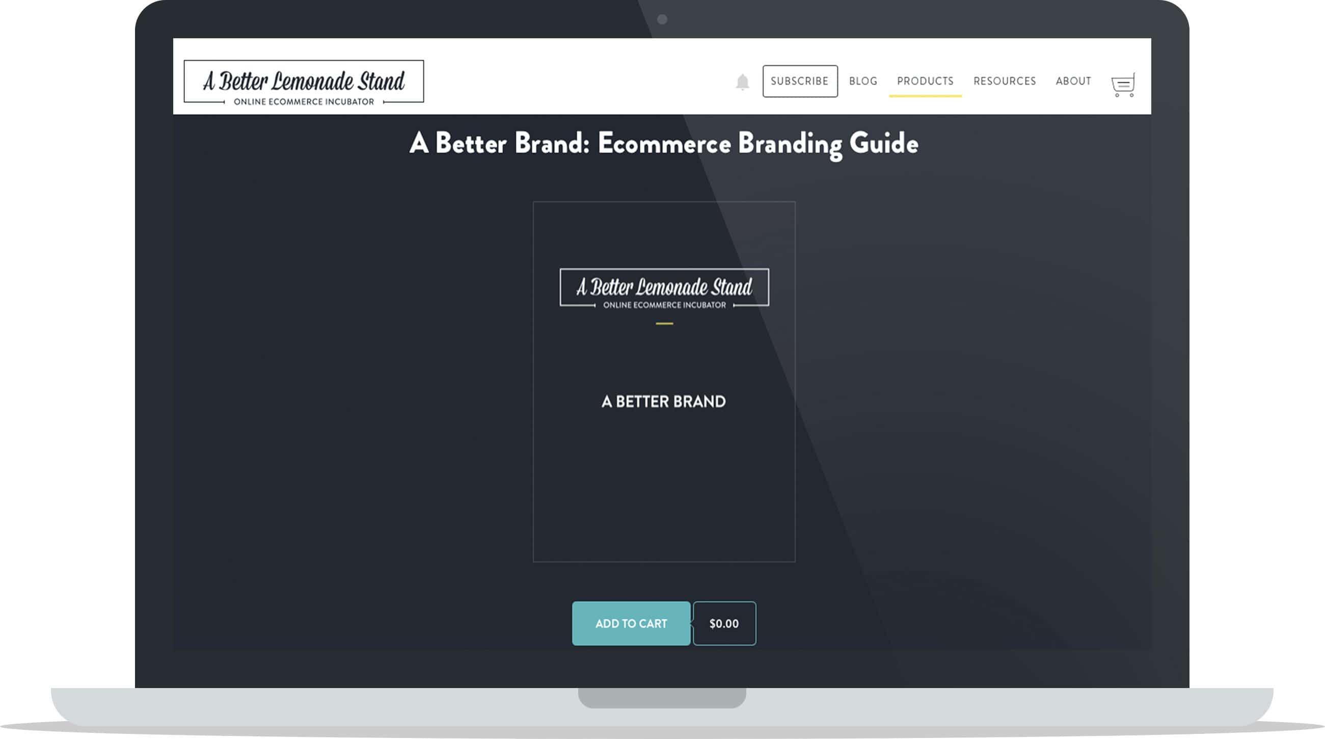 Ecommerce Branding Guide