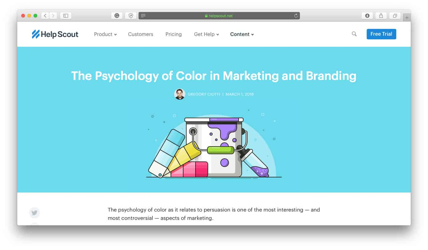 Brand Consistency Color Palette