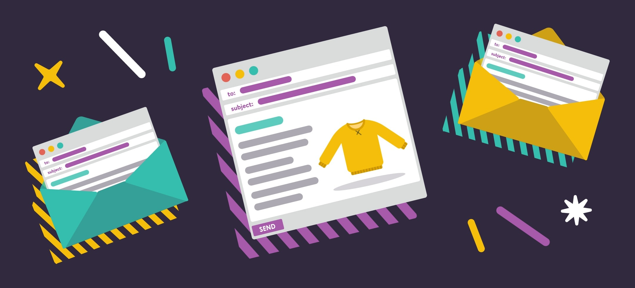 Ecommerce Welcome Email Ideas
