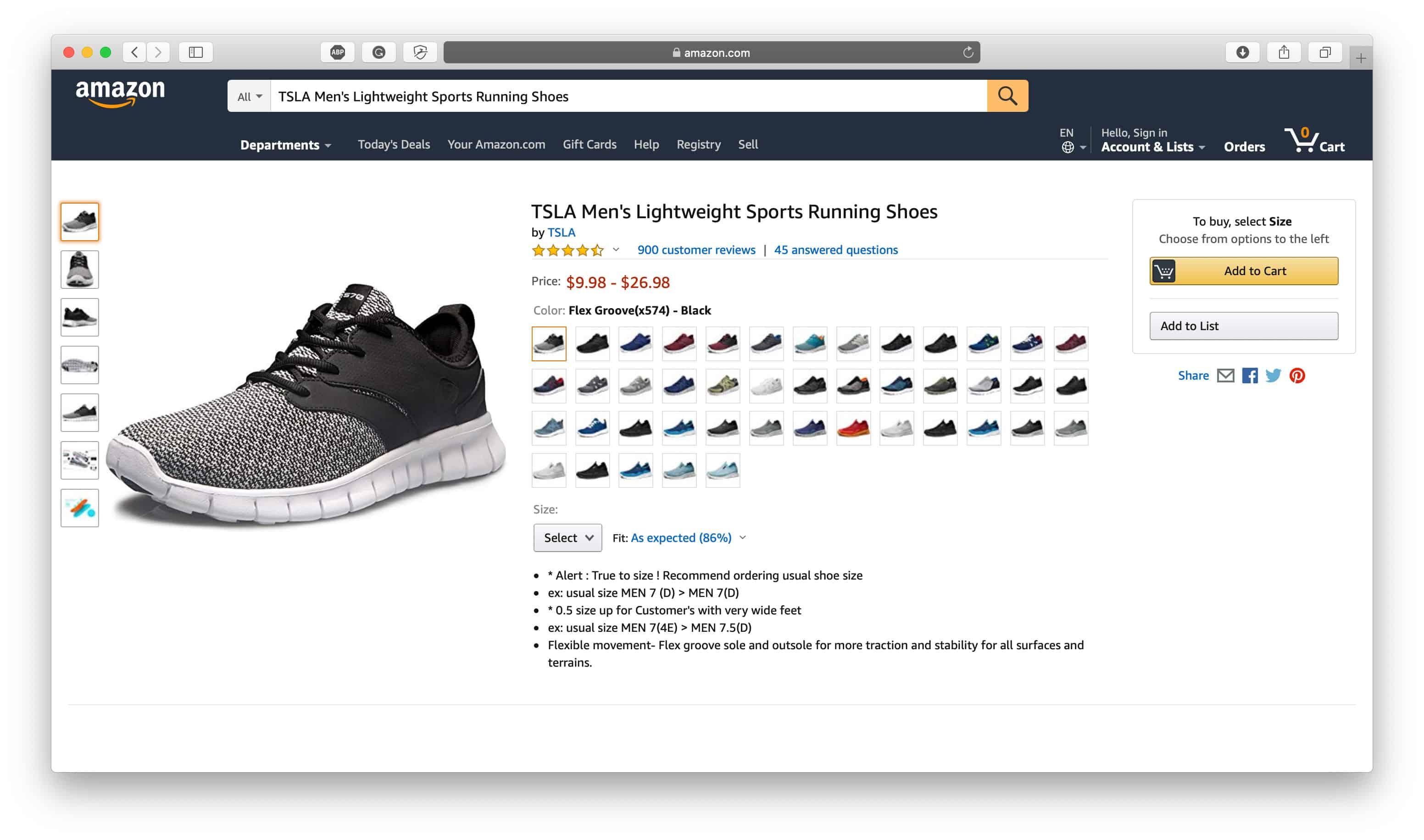 Amazon Product Image Example